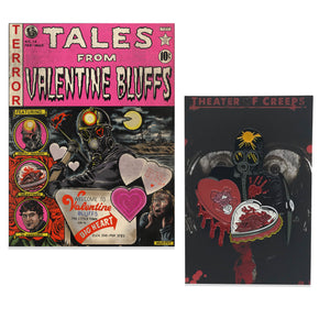 Valentine Bluffs Bundle (Pin/Print Combo)