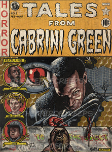 "Tales From Cabrini Green 9x12"" Print"