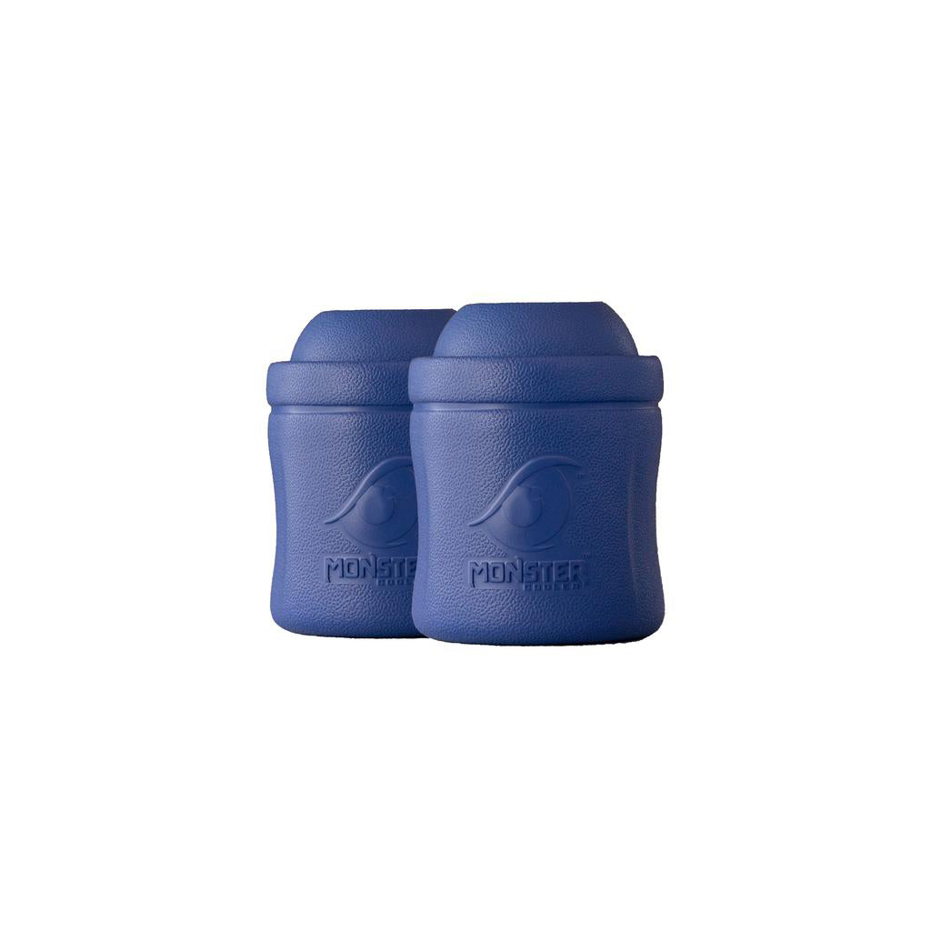 Monster Cooler Blue - 2 Pack