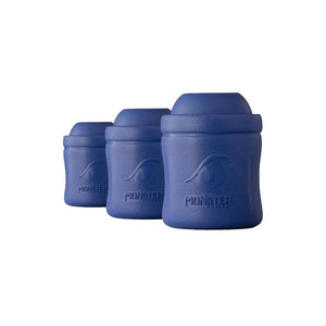 Monster Cooler Blue 3 Pack