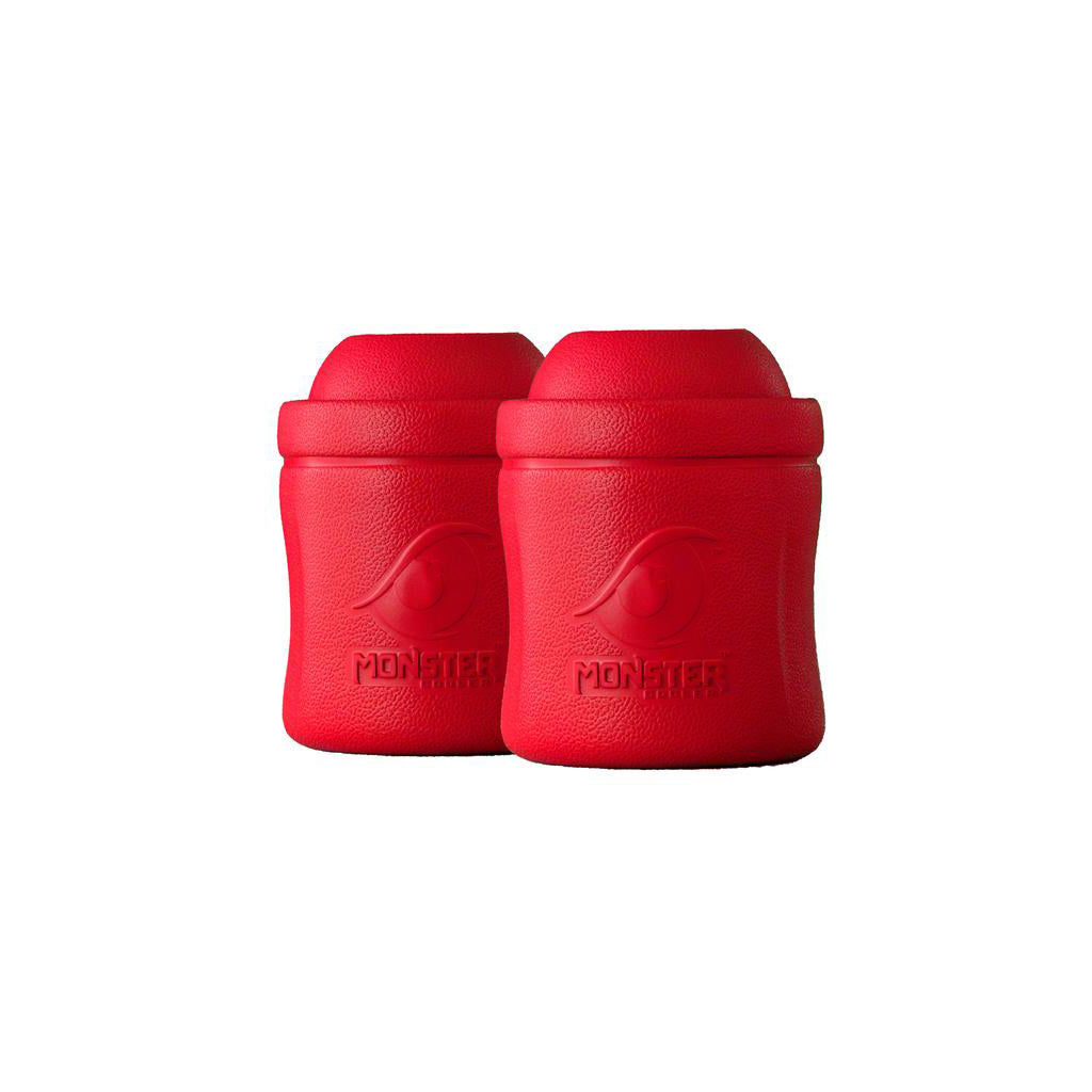 Monster Cooler Red - 2 Pack
