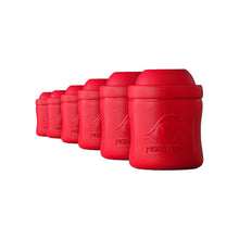 Monster Cooler Red 6 Pack