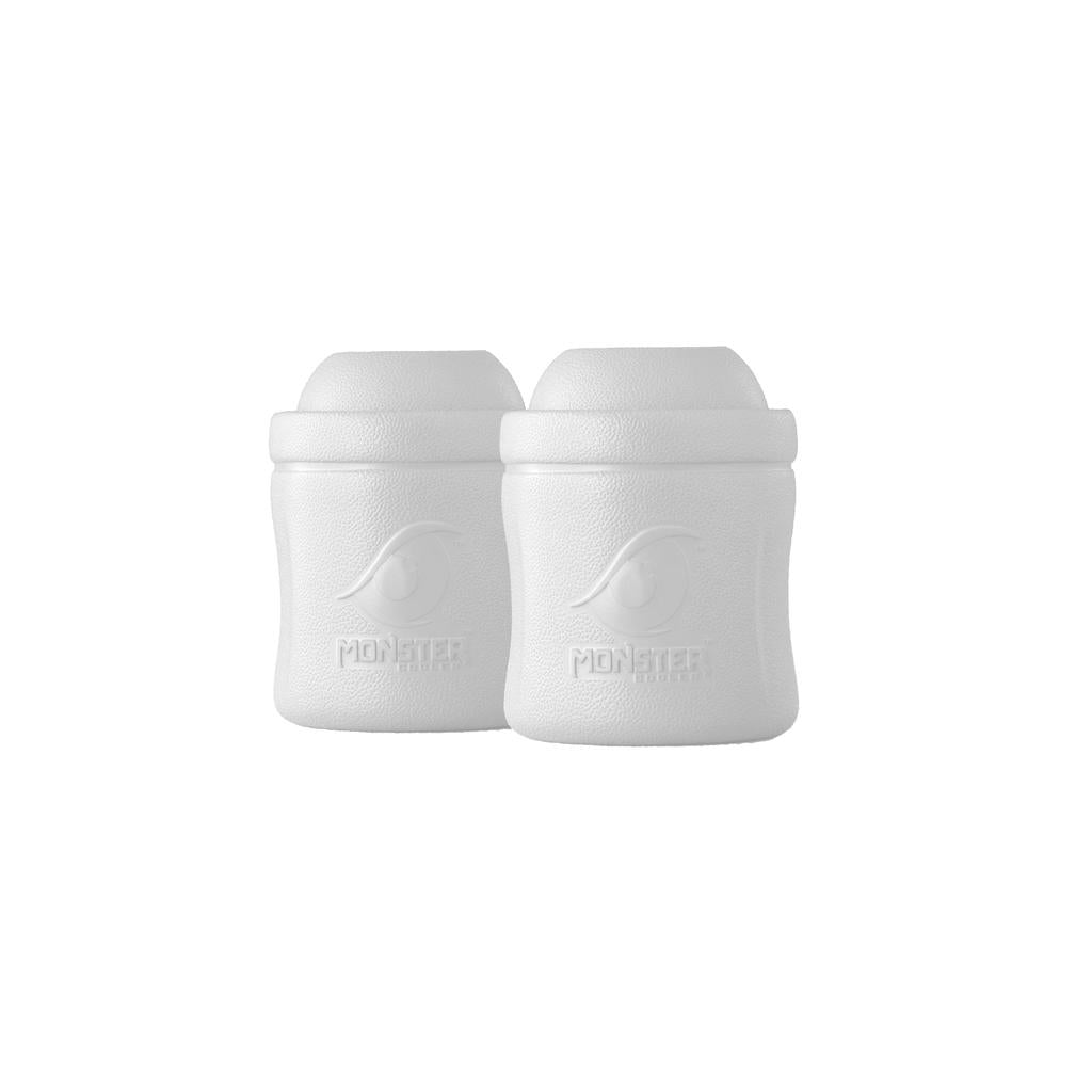 Monster Cooler White - 2 Pack