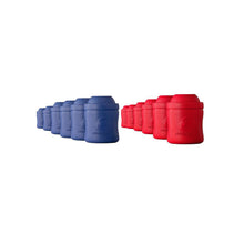 Monster Cooler 12 Pack - 6 Blue 6 Red