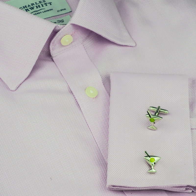Martini Glass And Olive Cufflinks Cufflinksfine Cufflinks For Men