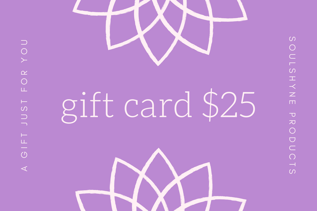 SoulShyne eGift Card