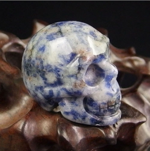 Mini Crystal Skulls