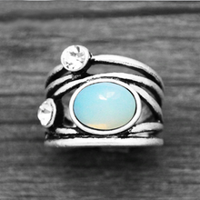 Load image into Gallery viewer, Opalite ring