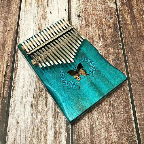 Butterfly Kalimba 17 Key Thumb Piano