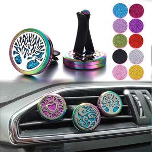 Essential Oil Diffuser Car Vent Clip