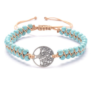 Infinity Heart & Tree of Life Bracelets