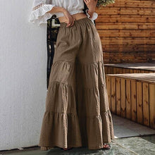 Load image into Gallery viewer, Vintage Wide Leg Trousers