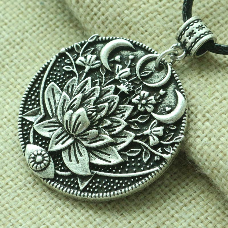 Spirit of Lotus Pendant
