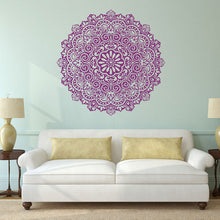 Load image into Gallery viewer, Mandala Wall Decals