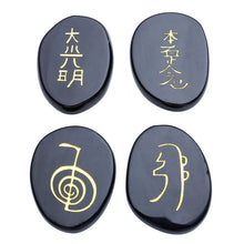 Load image into Gallery viewer, Reiki Symbol Stone Set