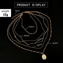 Load image into Gallery viewer, Boho Multi-Layered Necklace