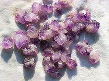 Load image into Gallery viewer, Amethyst Raw Crystal- 100g Bag