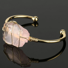 Load image into Gallery viewer, Crystal Bangle Bracelet