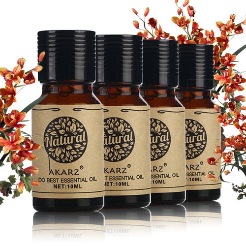Essential Oils Set of 4