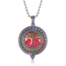 Load image into Gallery viewer, Aromatherapy Locket Necklace