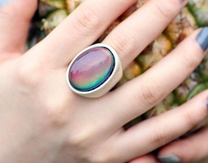 Large Vintage Mood Ring