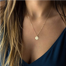 Load image into Gallery viewer, Full Moon Necklace