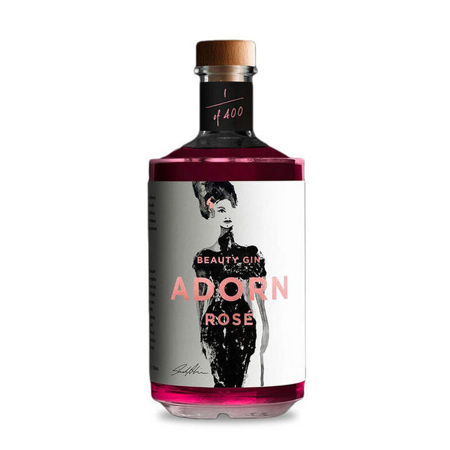 National Distillery Adorn Rose Gin 750ml