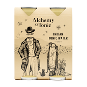 Alchemy & Tonic - Indian Tonic Water 250ml 4pk