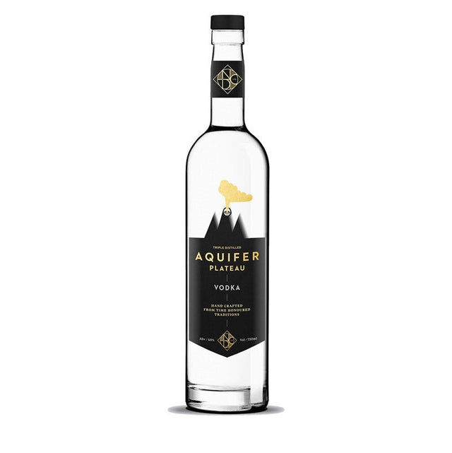 National Distillery Aquifier Vodka 750ml