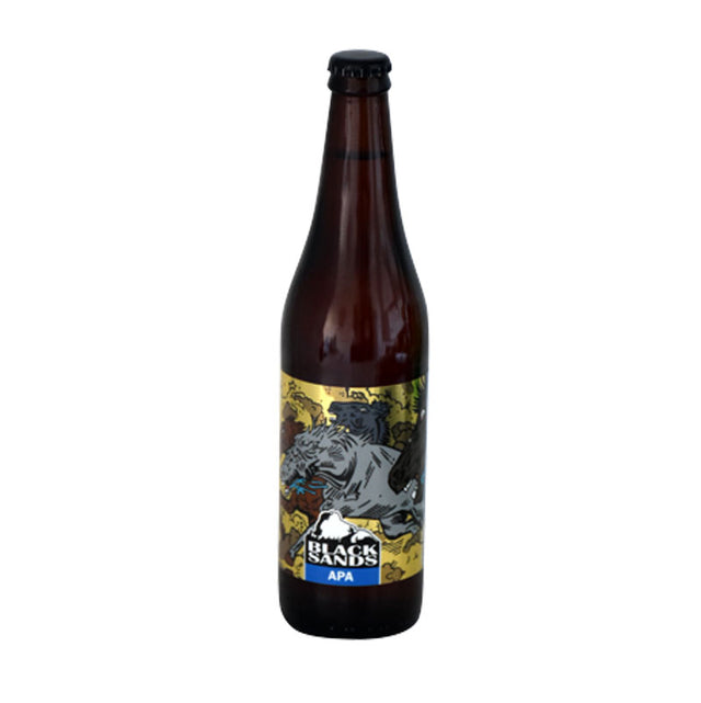 Black Sands American Pale Ale : Pack of 12 x 500ml Bottles
