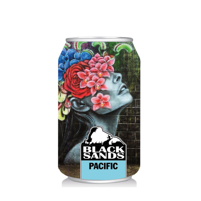 Black Sands Pacific Ale : Case of 24 x 330ml Cans