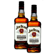 Double Deal : Jim Beam Bourbon 1000ml