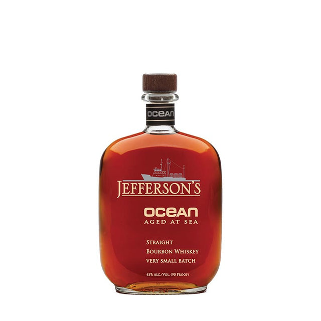 Jefferson's Ocean Aged at Sea Bourbon 750ml