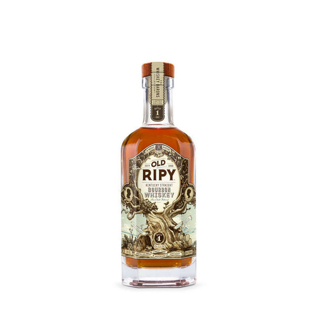 Old Ripy Kentucky Bourbon Whiskey 375ml