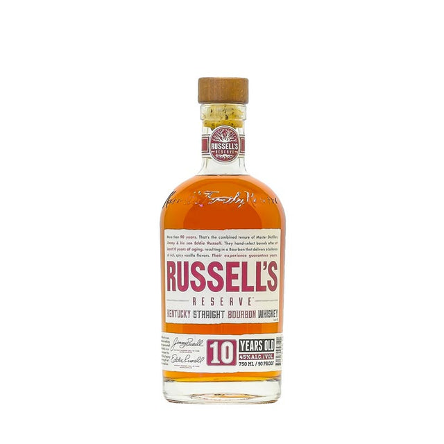 Russell's Reserve Small Batch 10YO Bourbon 750ml