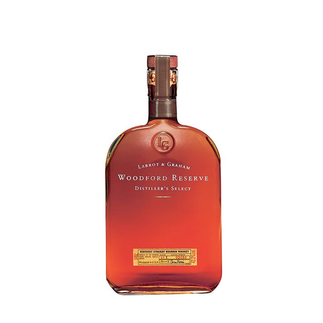 Woodford Reserve Double Oaked Bourbon 700ml
