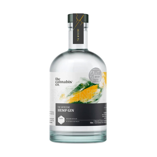 The Canna Co The Myrcene Hemp Gin 700ml