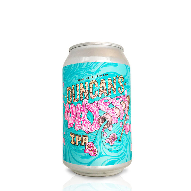 Duncan's Whippy IPA : Case of 12 x 330ml Cans
