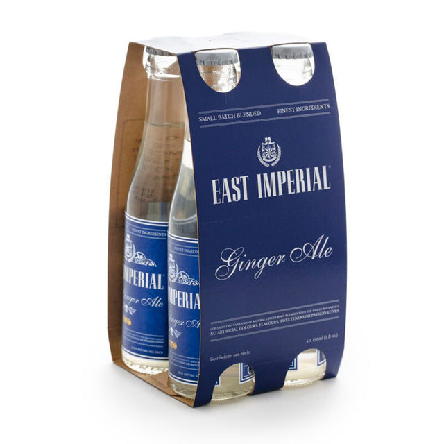 East Imperial Dry Ginger Ale 150ml 4pk
