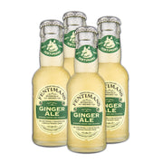 Fentimans Ginger Ale 125ml 4pk