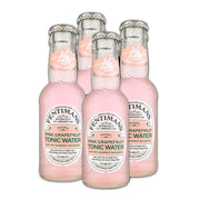 Fentimans Pink Grapefruit Tonic Water 125ml 4pk