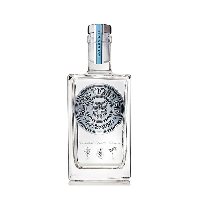 Blind Tiger Gin Organic Gin 700ml 42.7% bottle