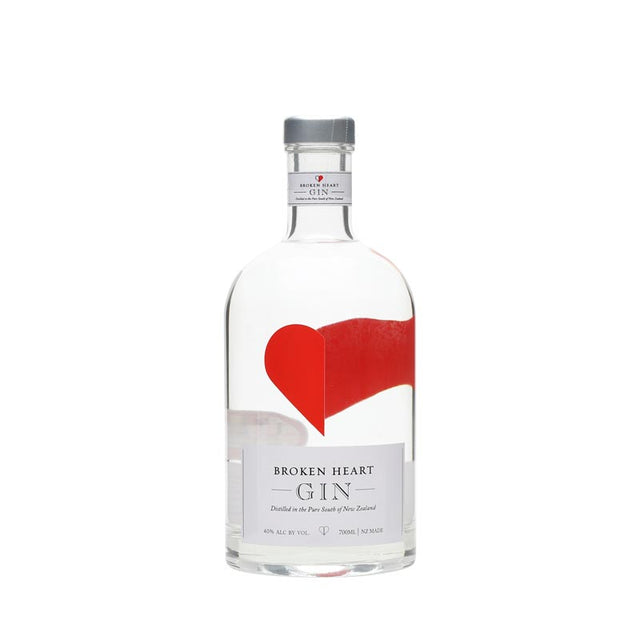Broken Heart Gin 700ml 40% bottle