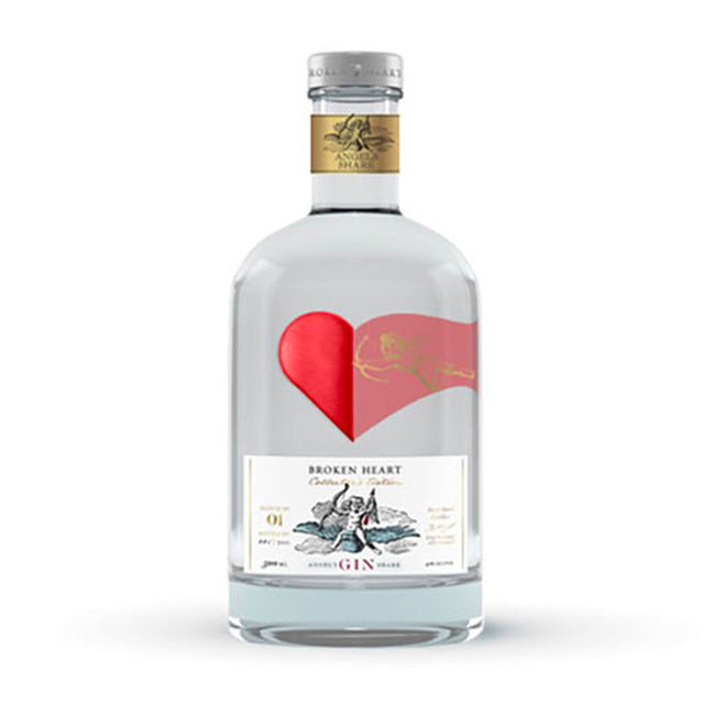 Broken Heart Angel's Share Gin 500ml