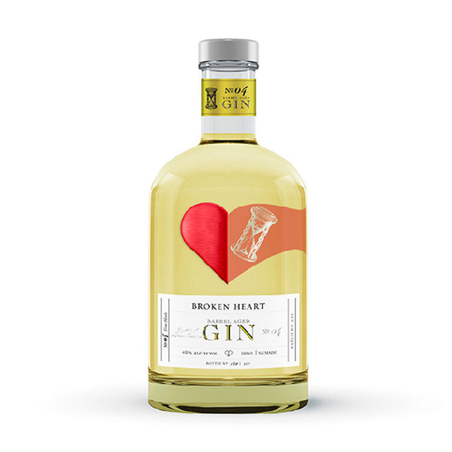 Broken Heart Barrel Aged Gin 500ml