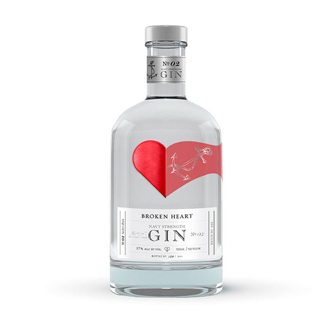 Broken Heart Navy Strength Gin 700ml