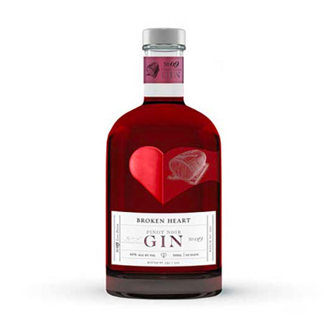Broken Heart Pinot Noir Gin 500ml