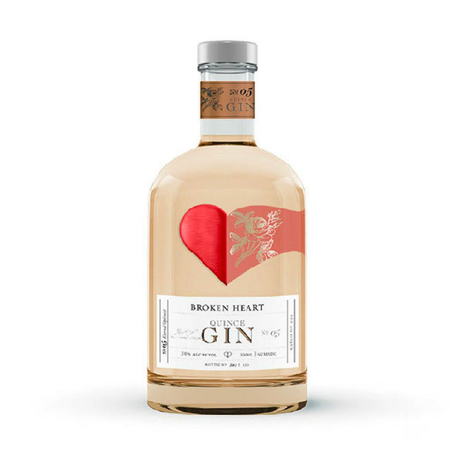 Broken Heart Quince Gin 500ml