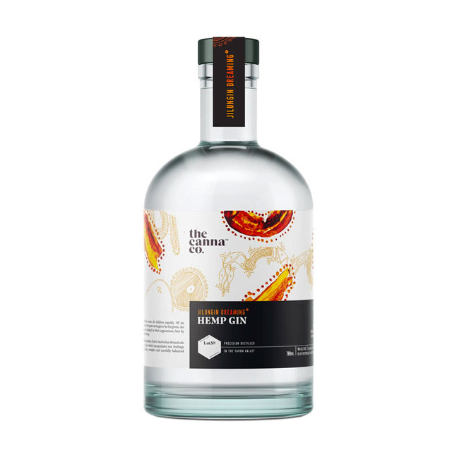 The Canna Co Jilungin Dreaming Hemp Gin 700ml