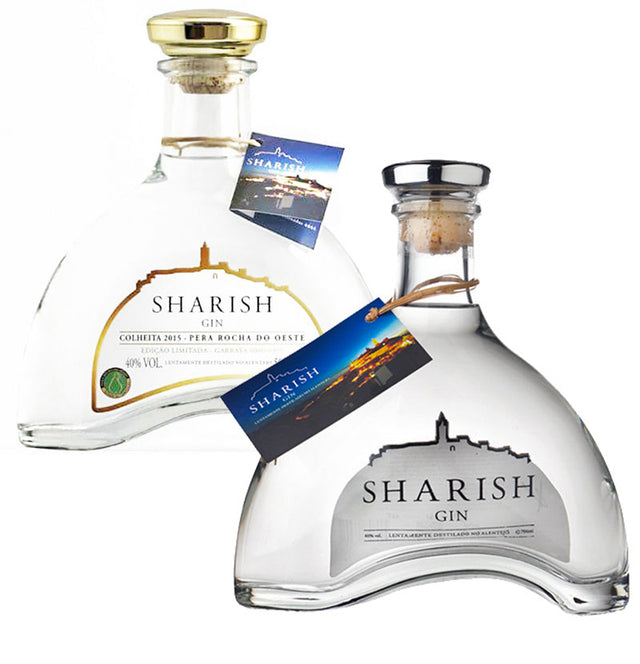 Double Deal :  Sharish Original + Pera Rocha Gin 500ml